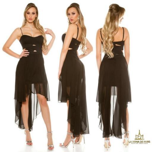 Vestidos para cóctel Carletta [2]