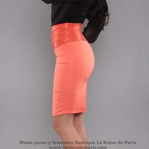 Falda modelo Fresh Coral [2]