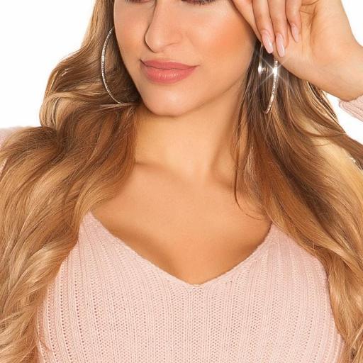 Gorra marinera look rosa [2]
