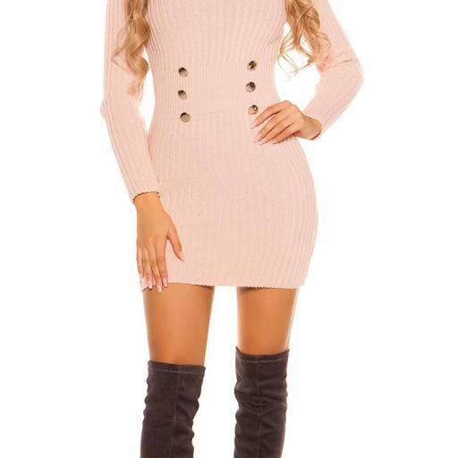Gorra marinera look rosa [3]
