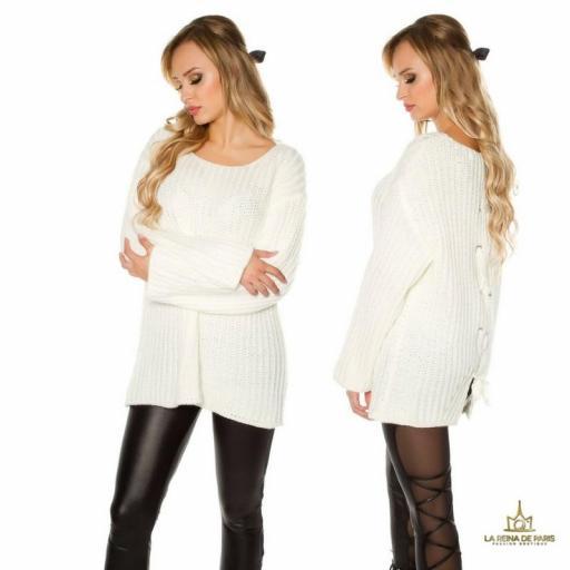 Jersey oversize blanco [2]