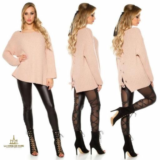 Jersey oversize rosa [3]