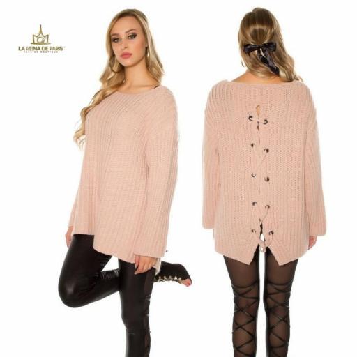 Jersey oversize rosa [2]