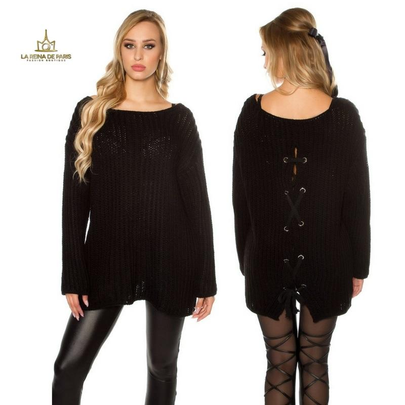 Jersey oversize negro