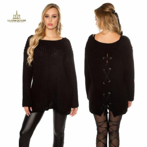 Jersey oversize negro [0]
