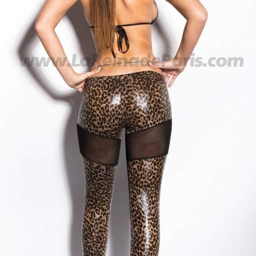 Leggings leopardo print Hot [1]