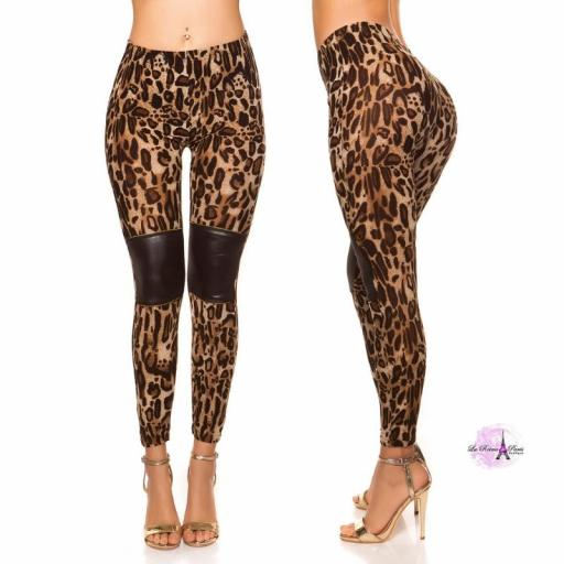 Leggings Panthera pardus [1]