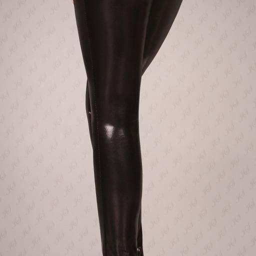Leggings cuero sintético atractivos [1]