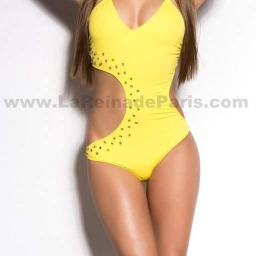 Trikini Dianne amarillo