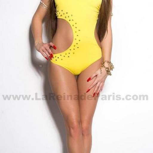 Trikini Dianne amarillo [3]