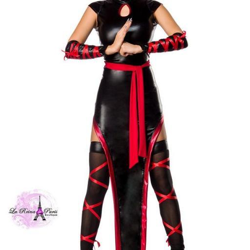 Ninja sexy conjunto   [1]