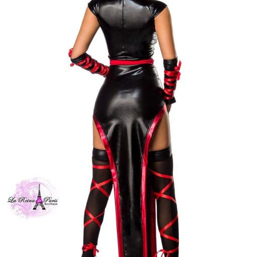 Ninja sexy conjunto   [2]