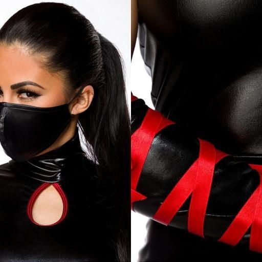Ninja sexy conjunto   [3]