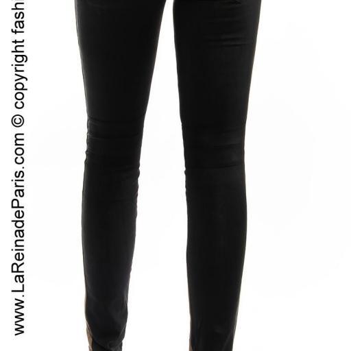 Pantalones de moda Niki capuchino [1]