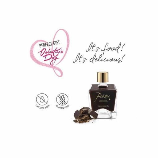 Pintura corporal sabor chocolate negro [2]