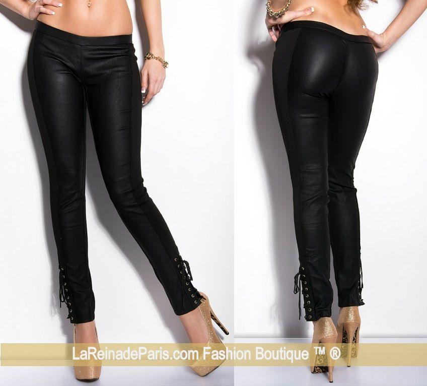 Sexy pantalones ajustados tendencias