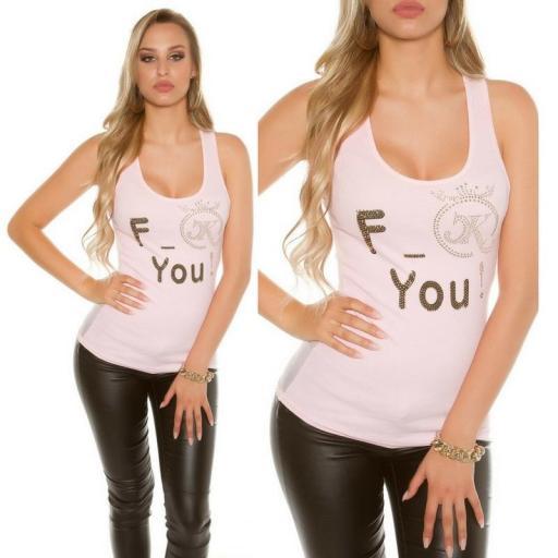 Top moda F-You Rosa [3]