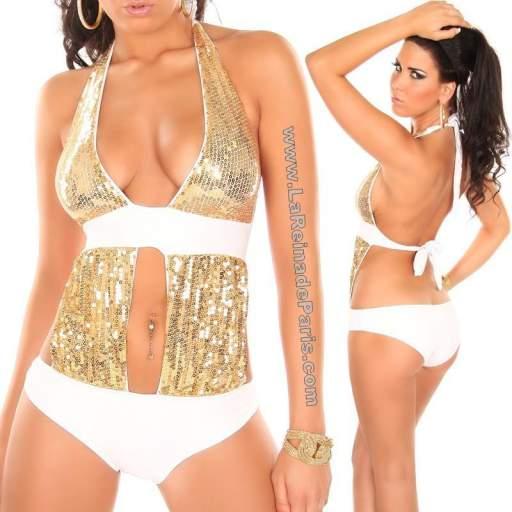 Trikini Adsoña oro