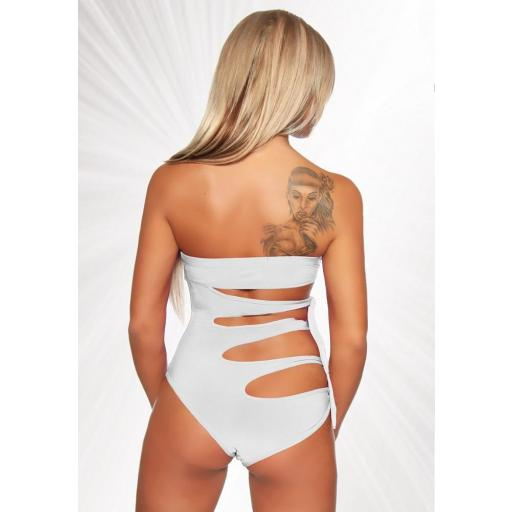 Trikini elegante Envy blanco [1]