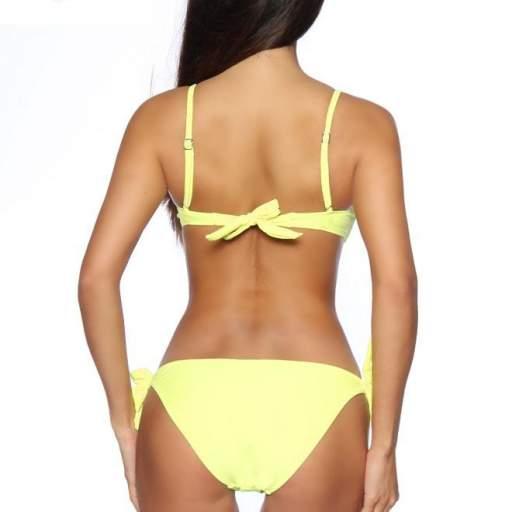 Trikini Stella neón amarillo [1]