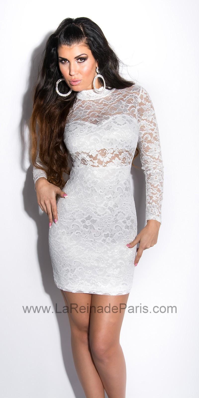 Vestido Lowanna blanco