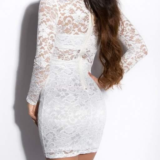 Vestido Lowanna blanco [2]