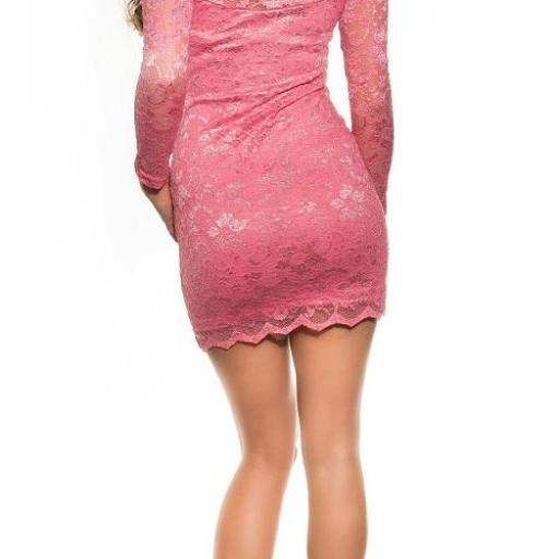 Vestidos de encaje online Mazzone  [2]