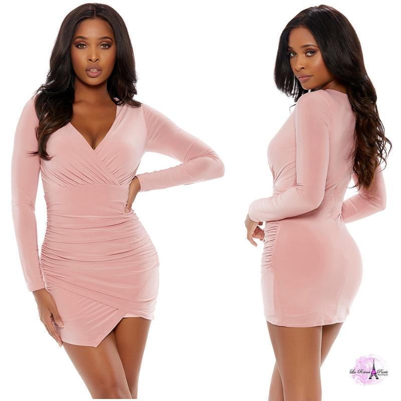 Vestido ajustado Barbie girl