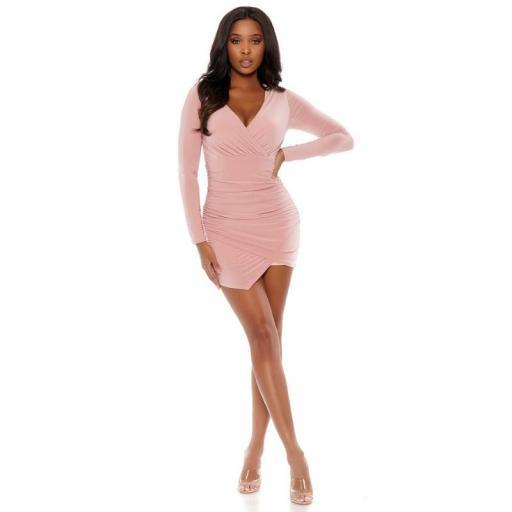 Vestido ajustado Barbie girl  [1]