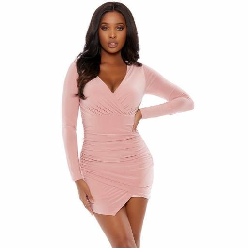 Vestido ajustado Barbie girl  [3]