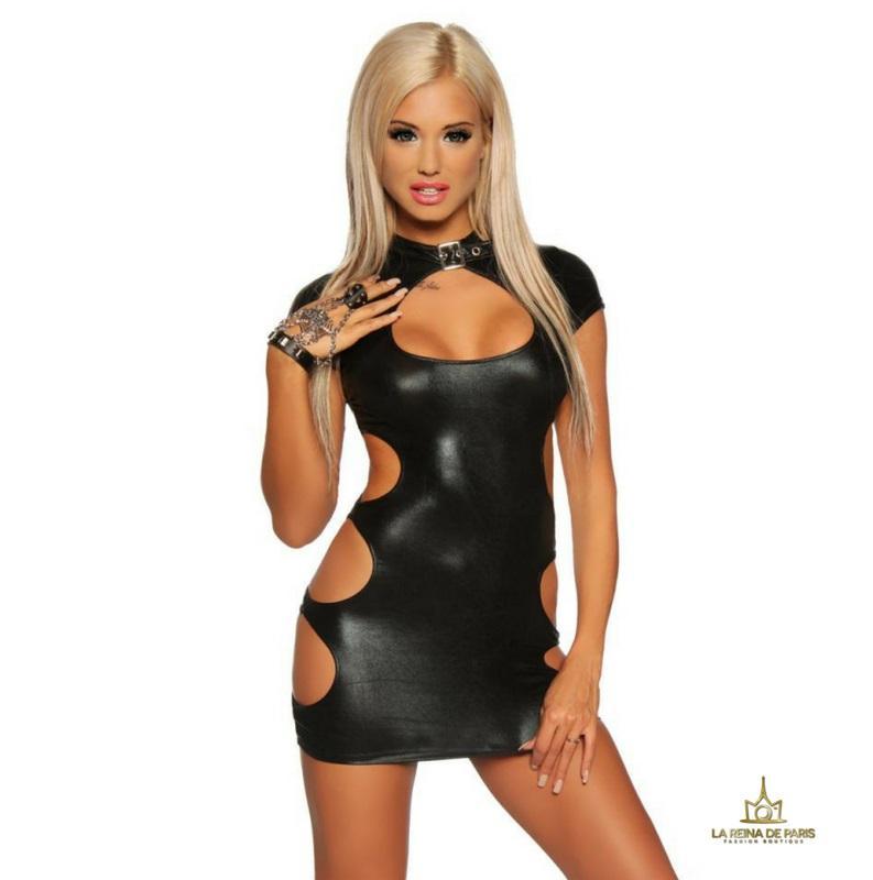 Mini vestido sexy y poderosa