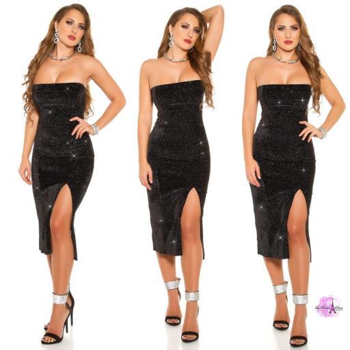Vestido glamour hollywoodiense [2]