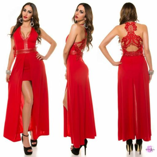 Vestido de fiesta SEDUCTION RJ
