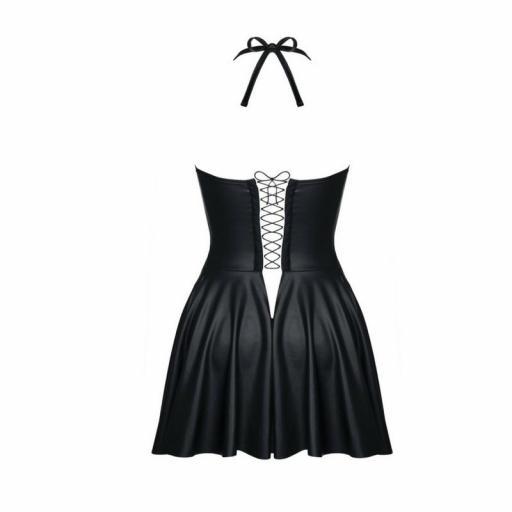 Mini vestido erótico senos desnudos [2]