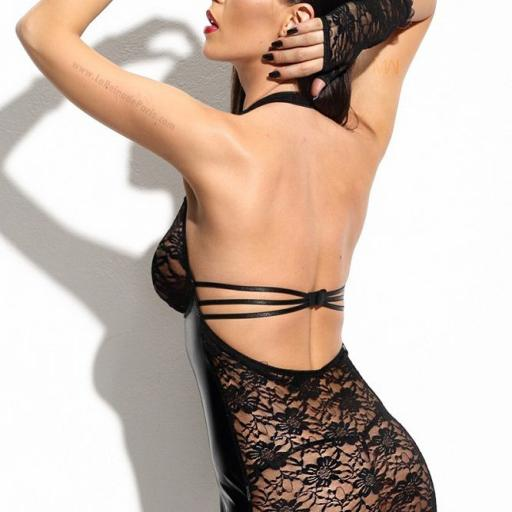 Vestido sexy sofisticación sensual  [1]