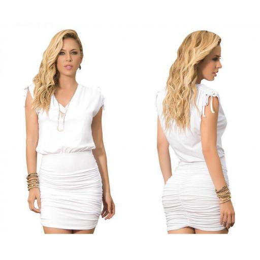 Vestido encanto blanco [2]