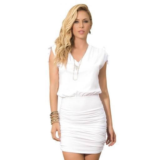 Vestido encanto blanco [3]