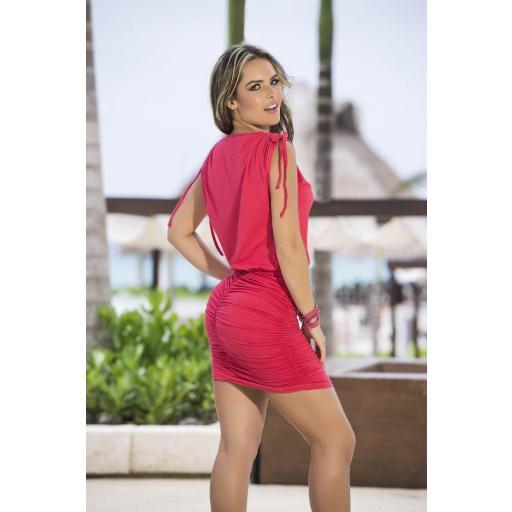 Vestido encanto rosa [2]