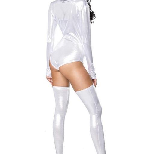 Body moda para el espectáculo metalizado [1]