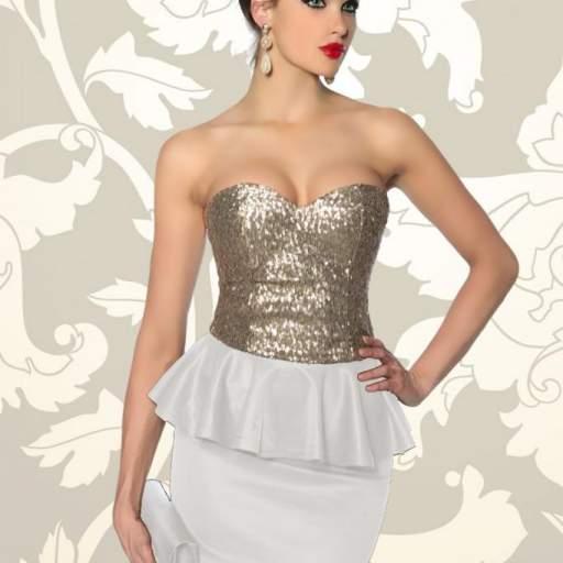 Vestido vintage de fiesta [2]