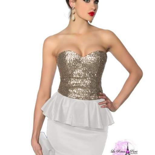 Vestido vintage de fiesta