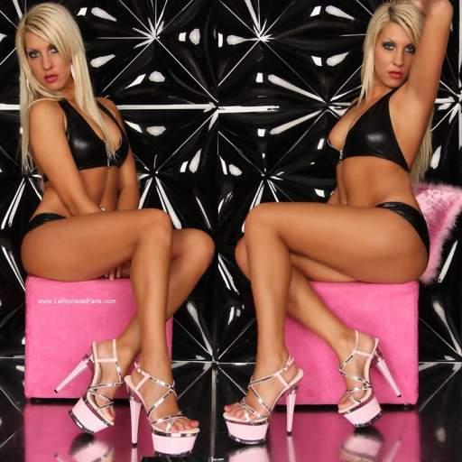 Zapatos elegantes Mykyta rosa [2]