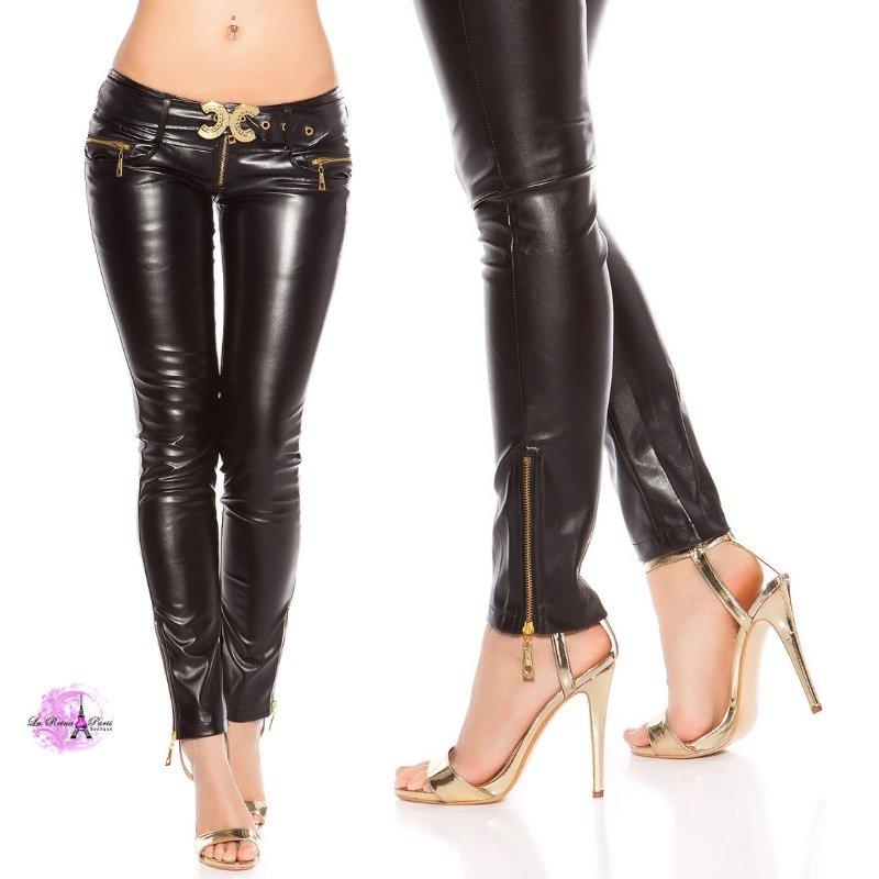 pantalones_de_cuero_ajustado_vegano_negro