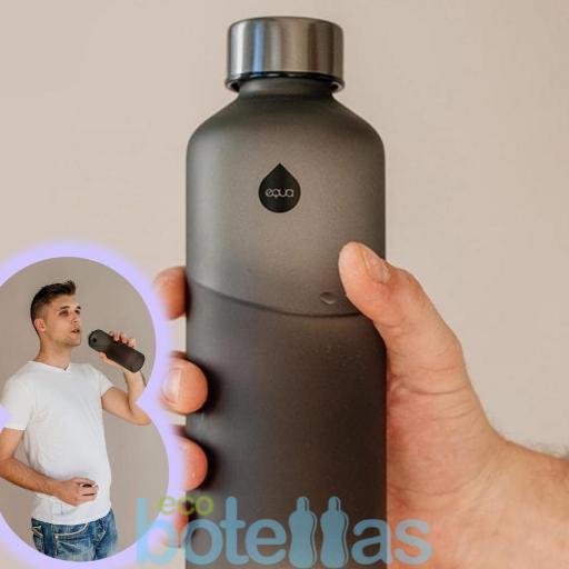 EQUA Ash botella vidrio (750ml) [3]