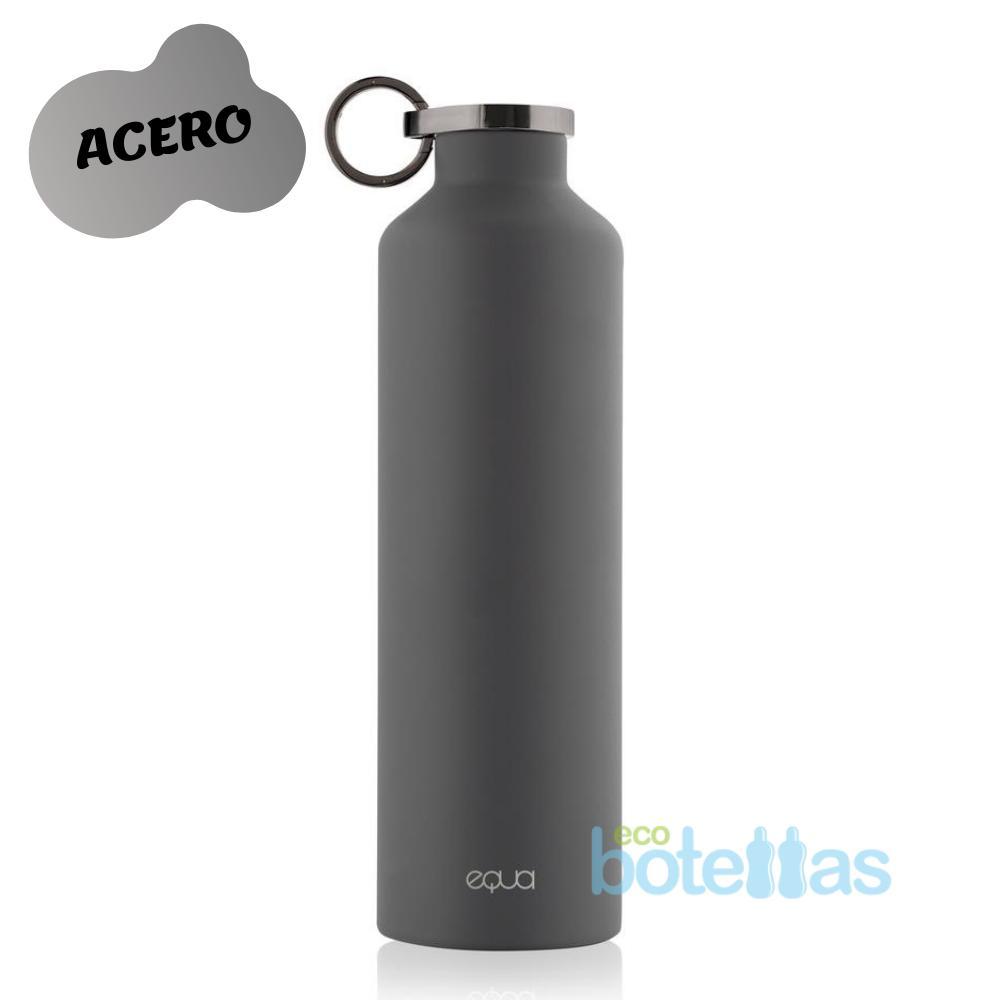 EQUA Térmica acero DARK Grey (680ml)