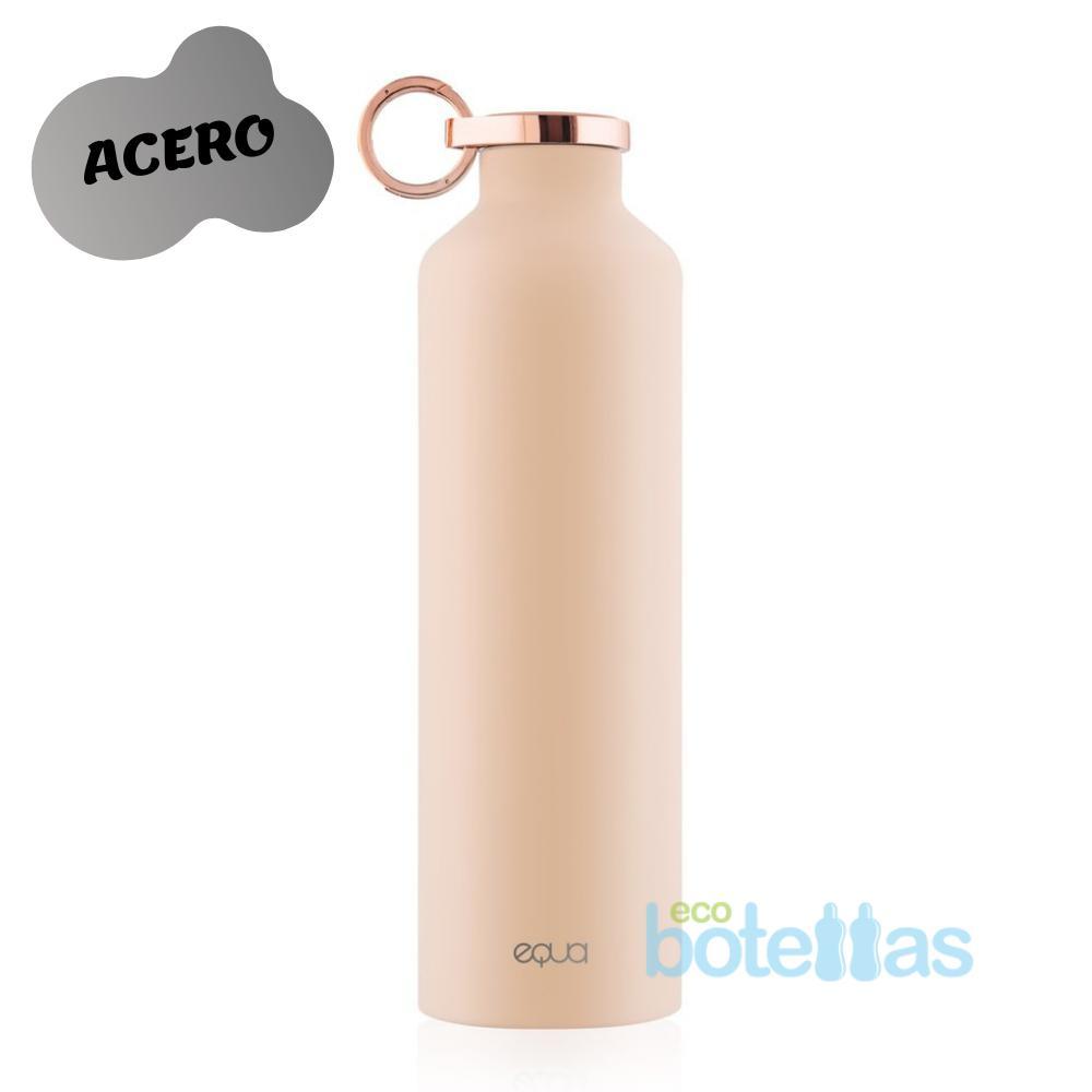 EQUA Térmica acero  PINK Blush (680ml)