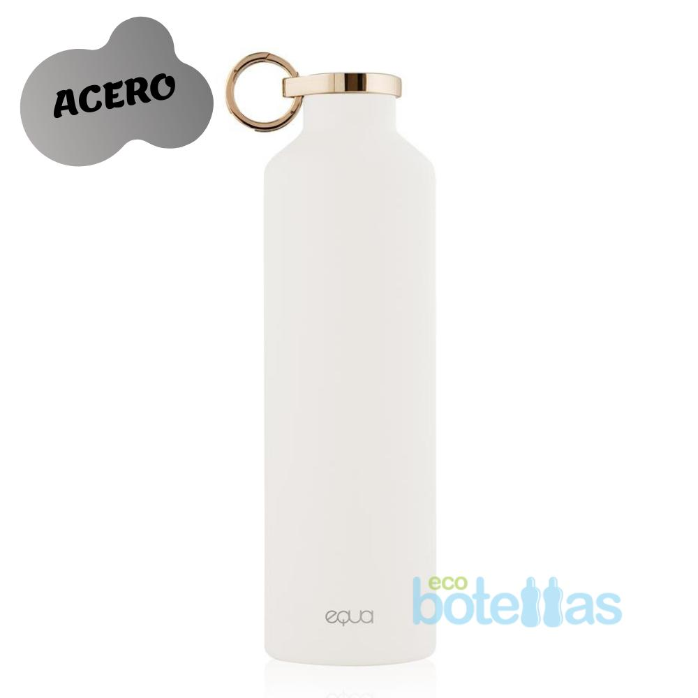 EQUA Térmica acero  SNOW White (680ml)