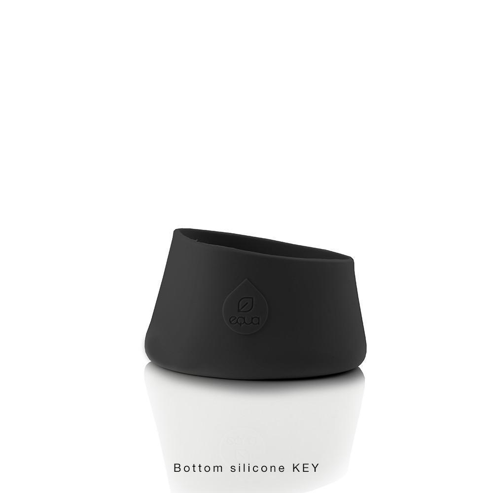 EQUA w Silicona extra inferior BLACK
