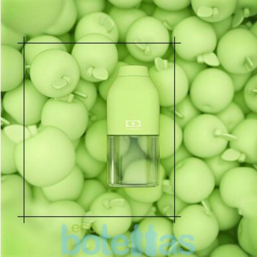 MONBENTO Positive S Apple (330ml) [3]