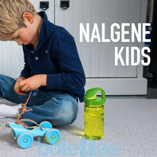 NALGENE Kids Cuadrados (350 ml) [2]